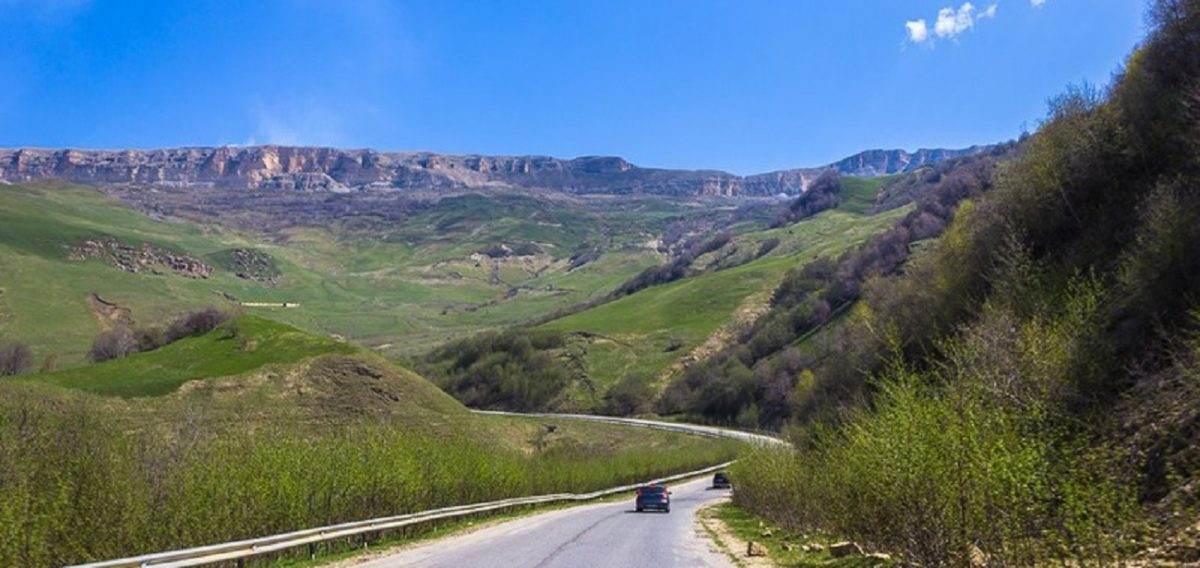 Марийский перевал (Гум — Баши)