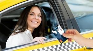 Заказать такси с онлайн оплатой