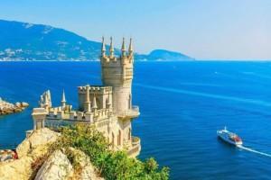 черное море и крым