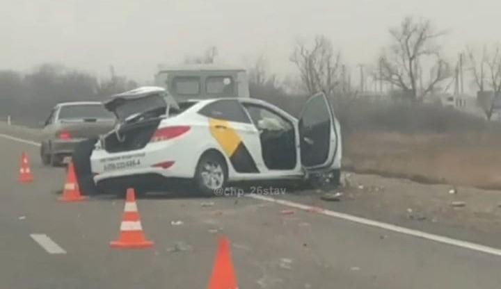 водитель яндекс-такси погиб