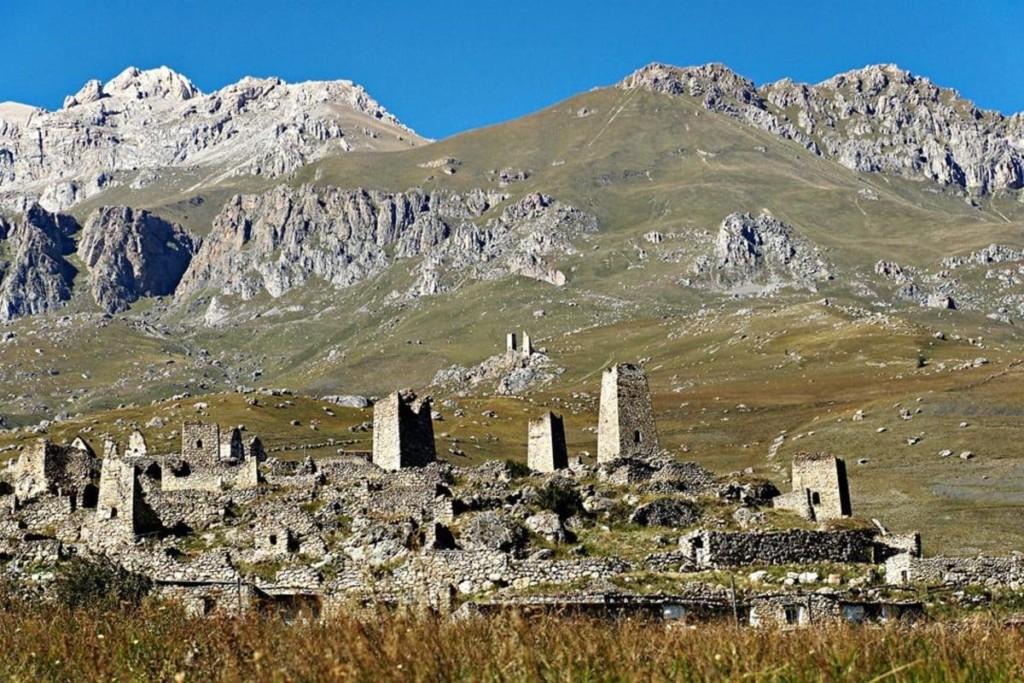 Индивидуальные Экскурсии по Северной Осетии -Древние памятники села Цимити