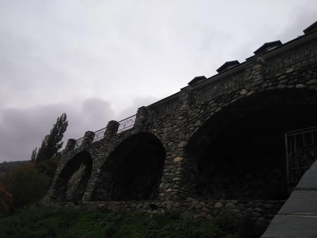 Алано-Успенский монастырь в Северной Осетии